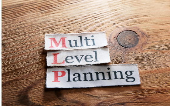 Levels of Planning